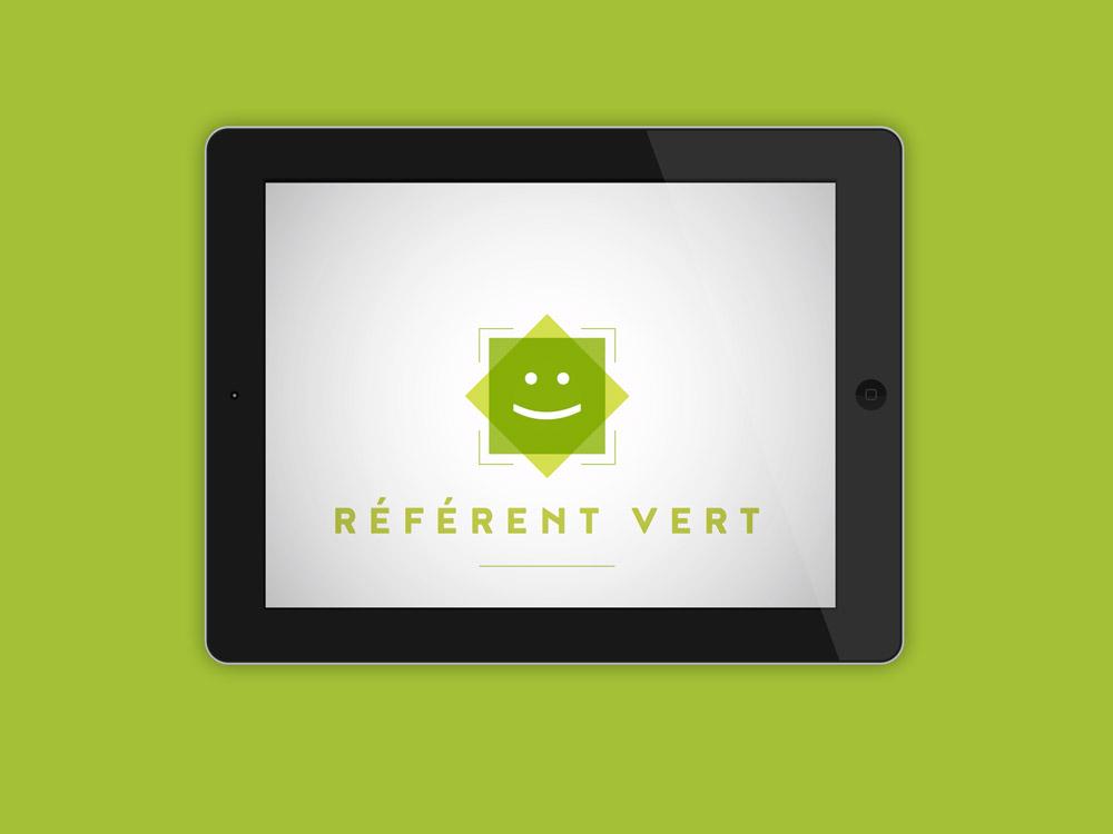 Référent Vert - Ibidem Agence de communication Rouen