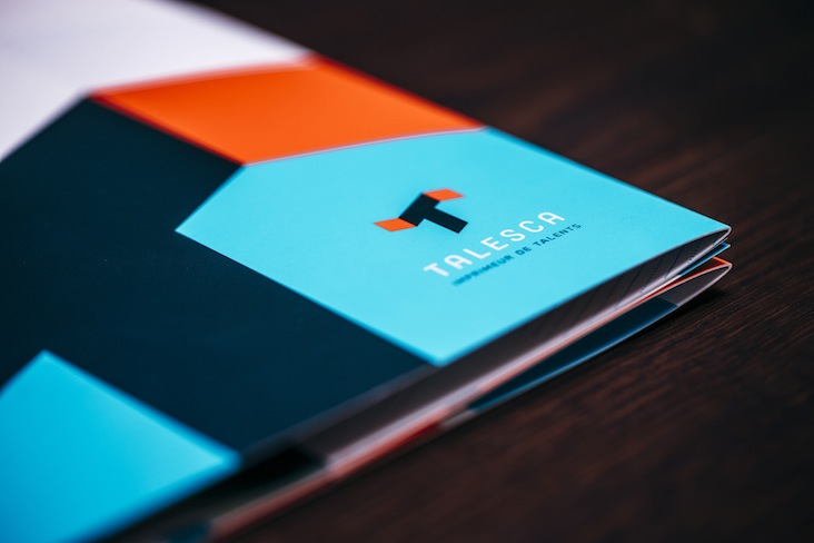 Talesca - Ibidem Agence de communication Rouen